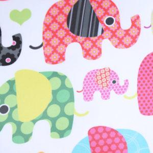 Tessuto Elefanti   Patrizia Zani
