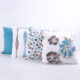 Set fodere per cuscini | Azzurro | Patrizia Zani