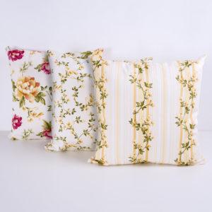 Set fodere per cuscini | Giallo | Patrizia Zani