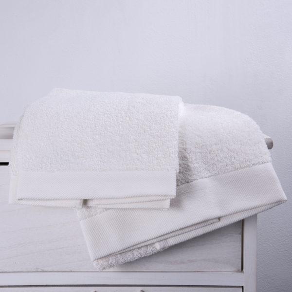 Coppia asciugamani in spugna | Patrizia Zani