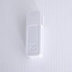 Fiocco in plastica bianco | Patrizia Zani