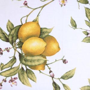Tessuto Panama Limoni | Patrizia Zani