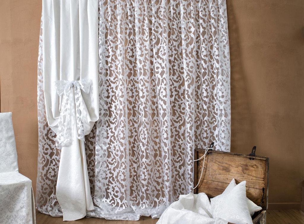 Tende e tendaggi per arredamento | Patrizia Zani