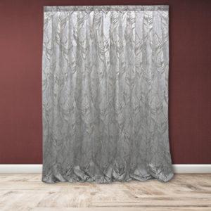 Tenda confezionata Agata (grigio) | Patrizia Zani