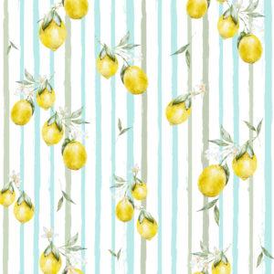 Tessuto Limon Barre | Patrizia Zani